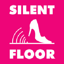 Silent floor Afirmax collection